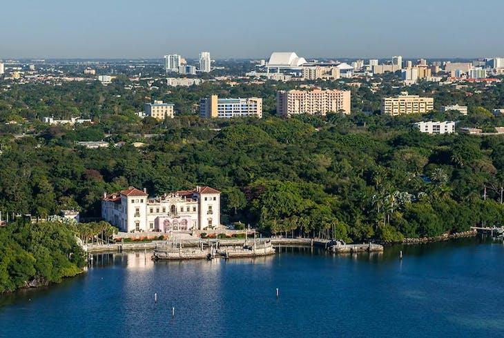 Miami Biscayne Bay Coconut Grove
