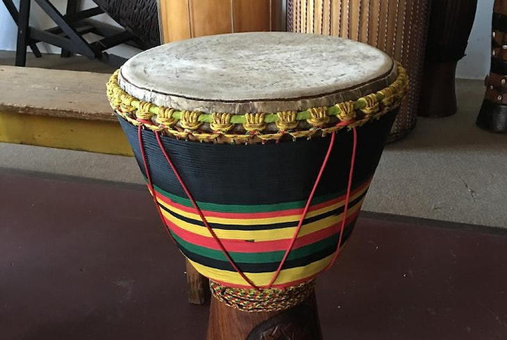 Middle Eastern Drumming