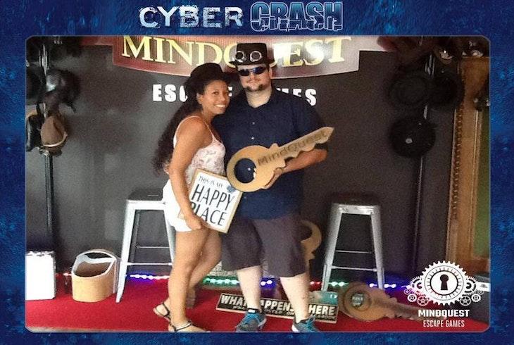 Mindquest Live Orlando Cyber Crash
