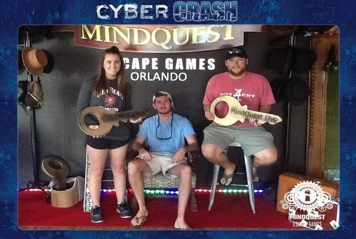 Mindquest Live Orlando Cyber Crash