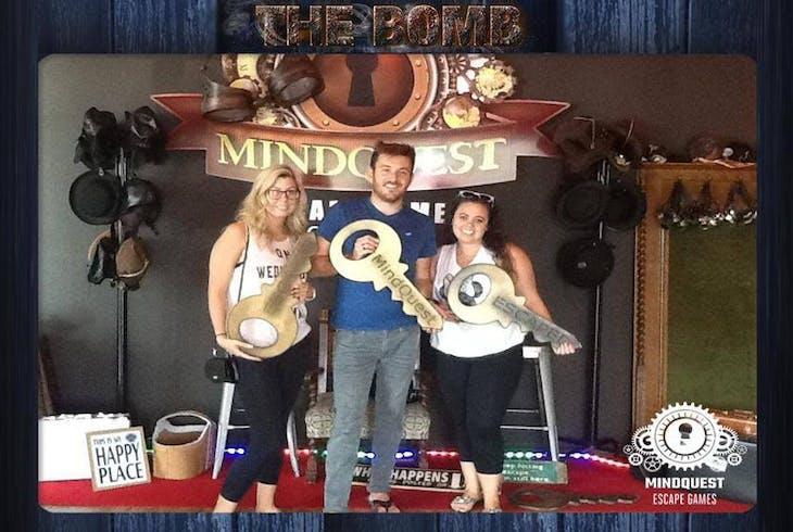 Mindquest Live Orlando The Bomb