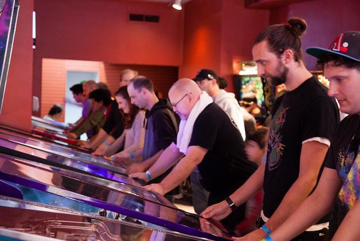 Modern Pinball Adults
