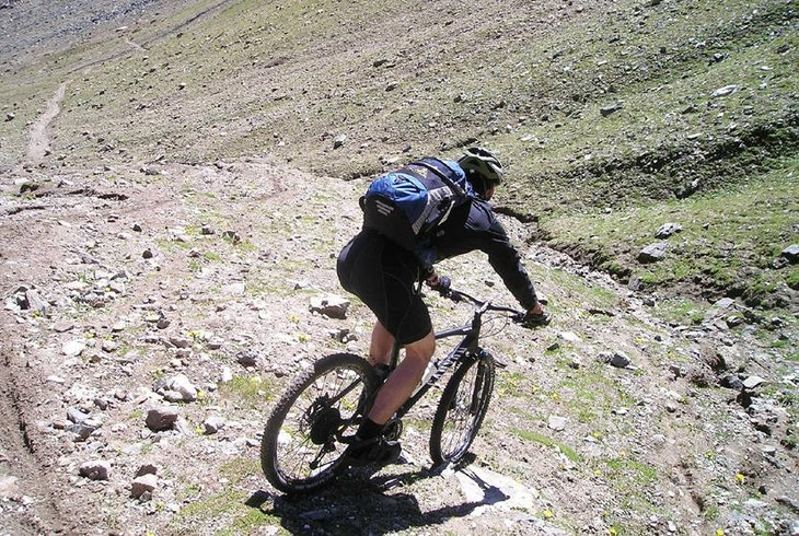 Mountain Bike Mountain
