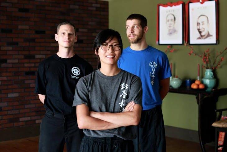 Moy Yat Tsun Kung Fu