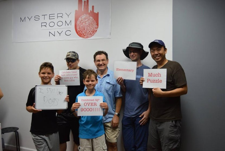 Chapter 2: Biotech Labs Escape Room - Mystery Room NYC