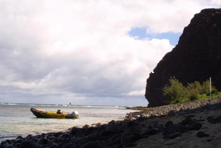 Na Pali Explorer Beach Landing Excursion Tour
