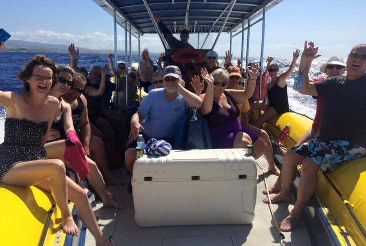 Na Pali Explorer Snorkel And Sightseeing Tour