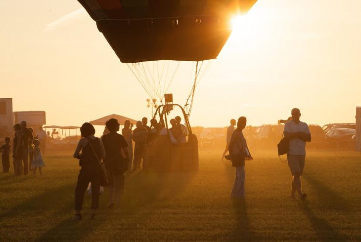 New Jersey Festival Of Ballooning