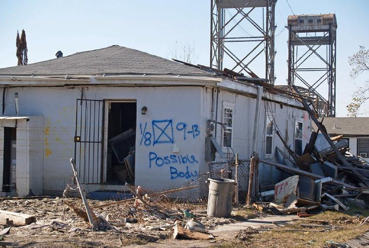 New Orleans Katrina