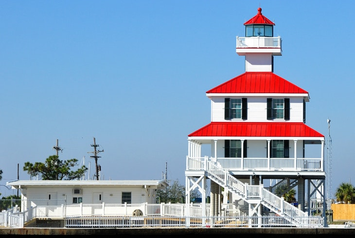 New Orleans Lighthouse