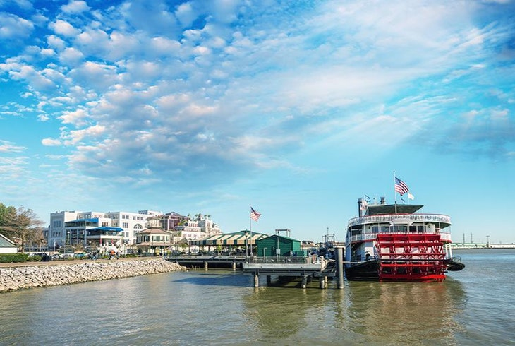 New Orleans Natchez