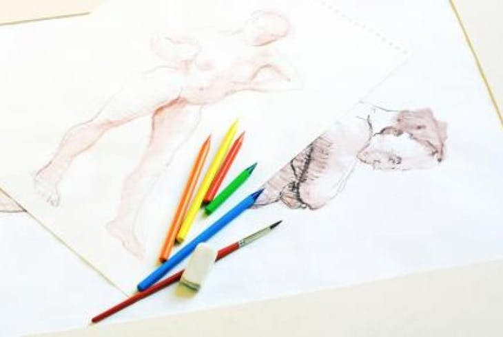 Nude Sketch Generic