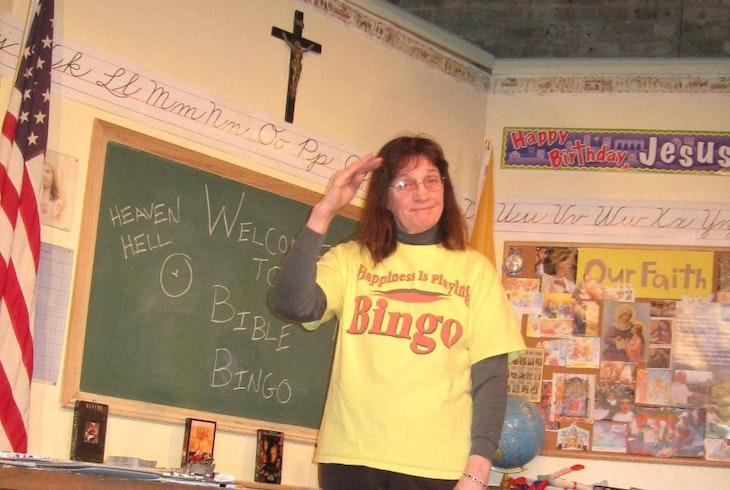 Nuns4fun Bible Bingo