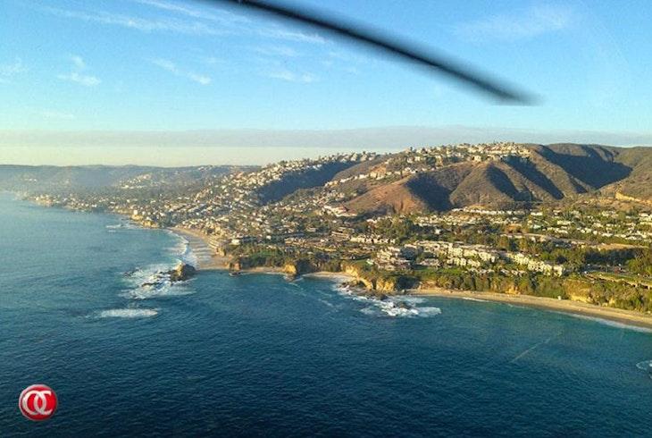 Oc Helicopters Laguna Beach