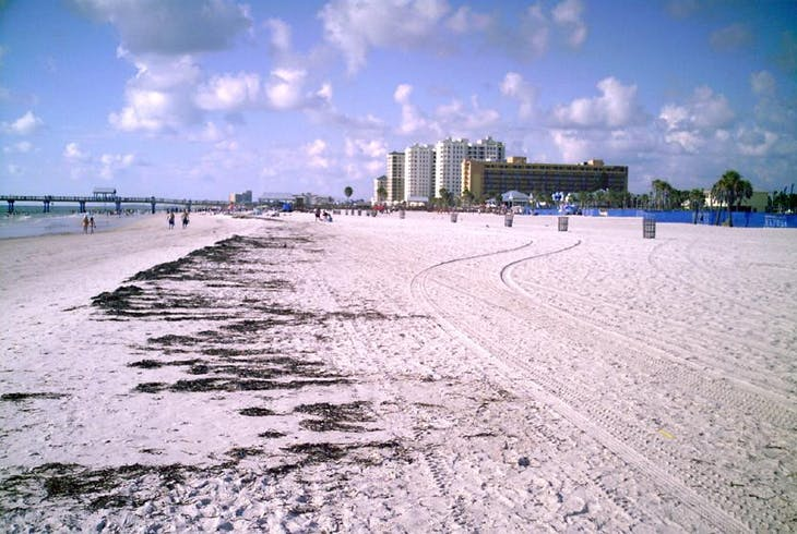 Orlando Clearwater Beach