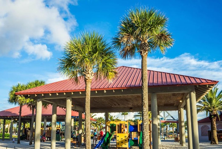 Orlando Clearwater Beach