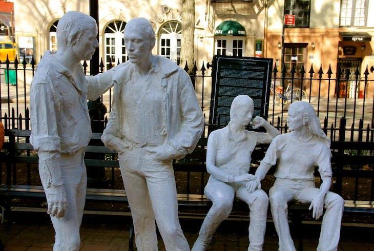 Oscar Wilde Tours Greenwich Village