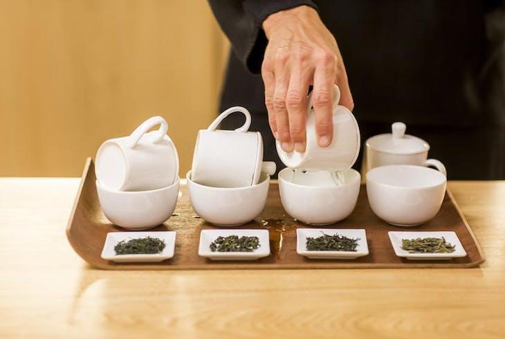 Palais Des Thes Usa Intro To Tea