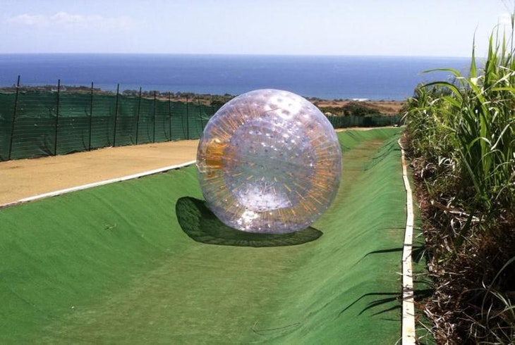 Paradise Eco Adventures Aquaball