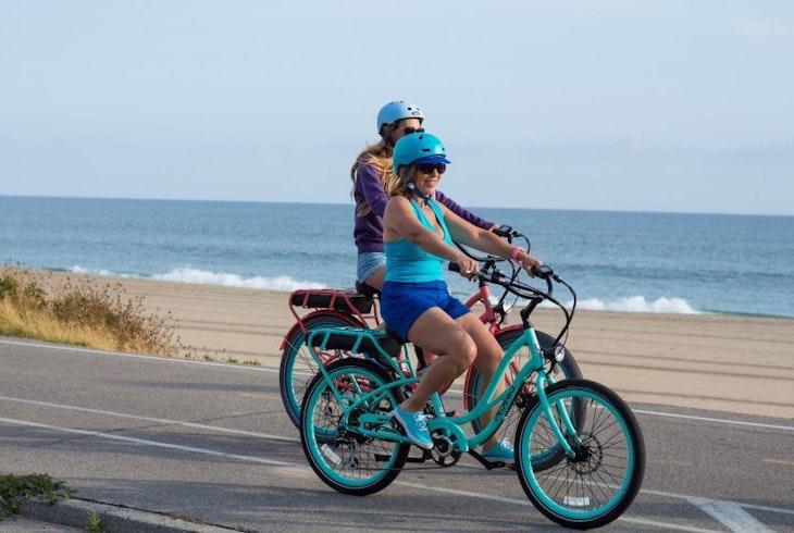 Pedego Carlsbad Full Day Bike Rental