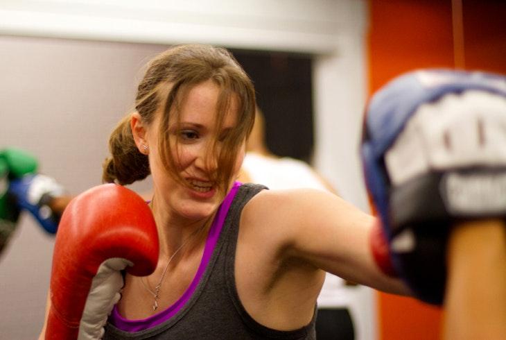 Pentagon Mixed Martial Arts Muay Thai Kickboxing
