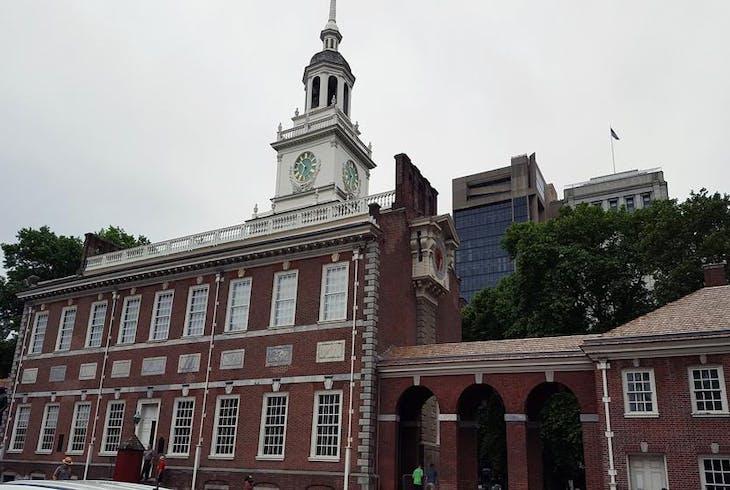 Philadelphia Ben Franklin Tour