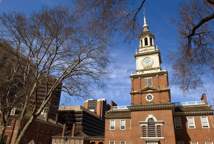 Philadelphia Founding Fathers Tour