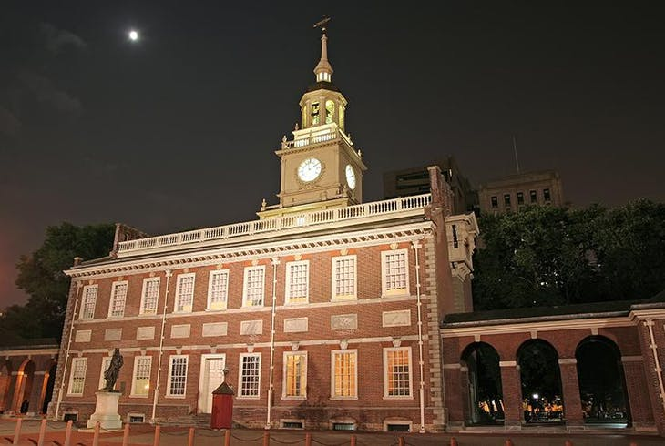 Philadelphia Spirits Of 76 Ghost Tour