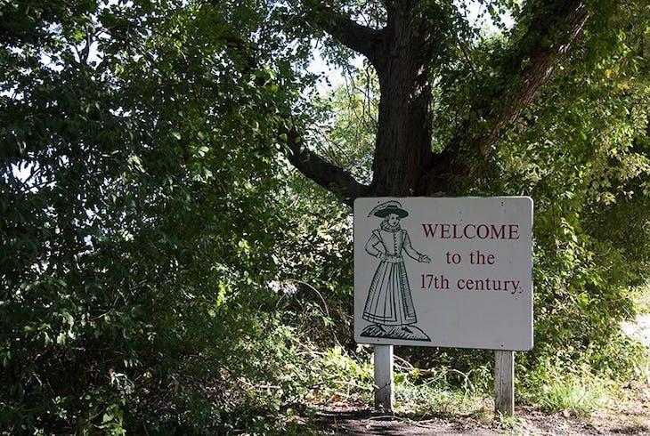 Plimouth Plantation Generic