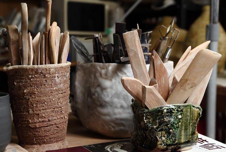 Pottery Handbuilding Generic