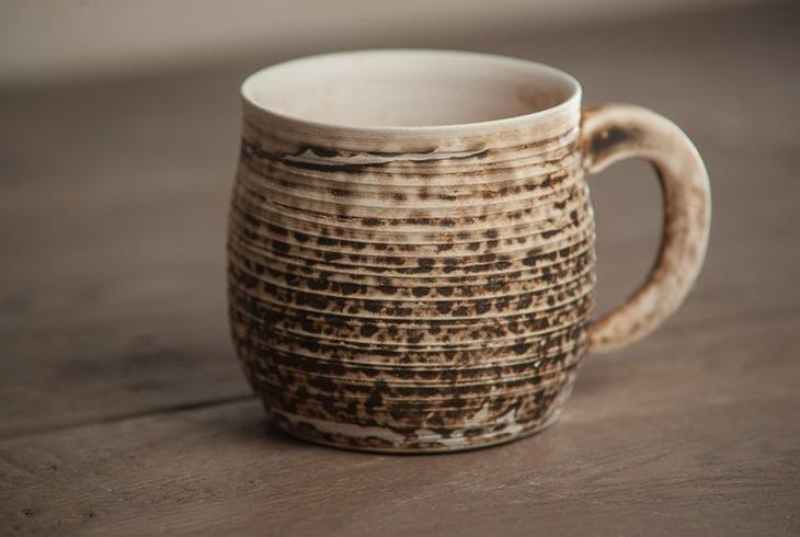 Pottery Mug