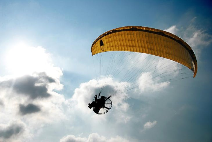Powered Parachute