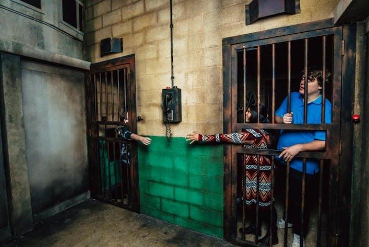 Prison Break Escape Game 2