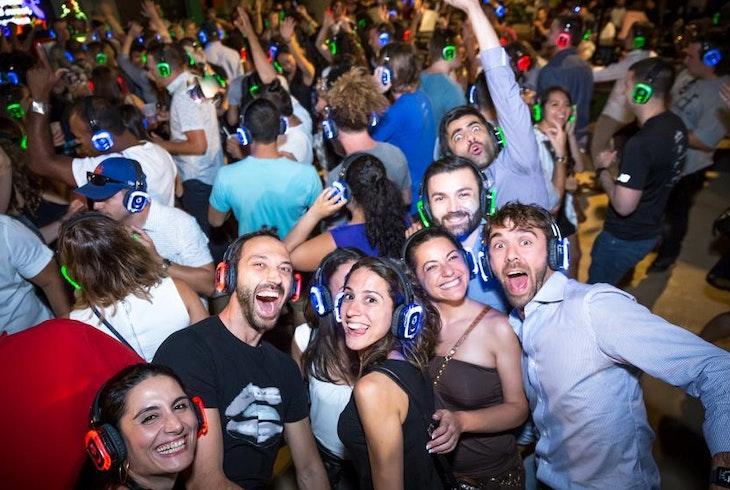 Quiet Events Led Quiet Party