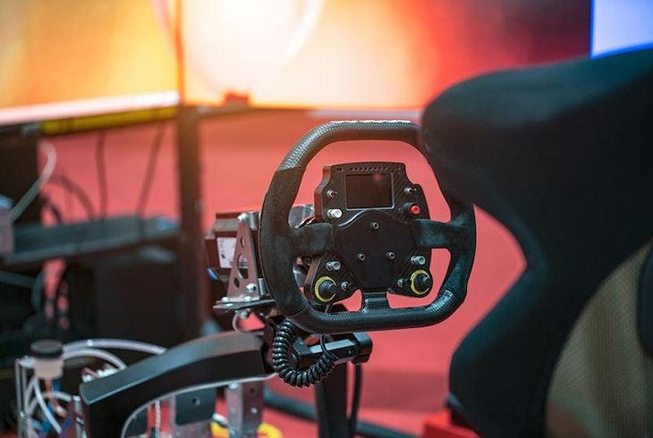 Race Car Simulator