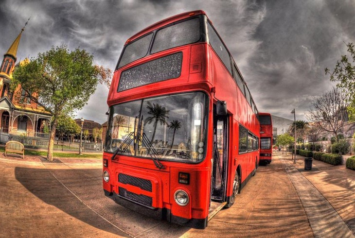 Real London Bus