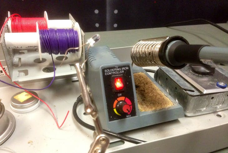 Robotcity Workshop Electronics Soldering