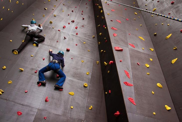 Rock Climbing Indoor