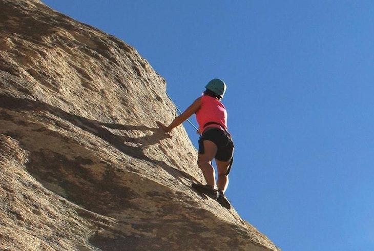 Rock Climbing Outdoor