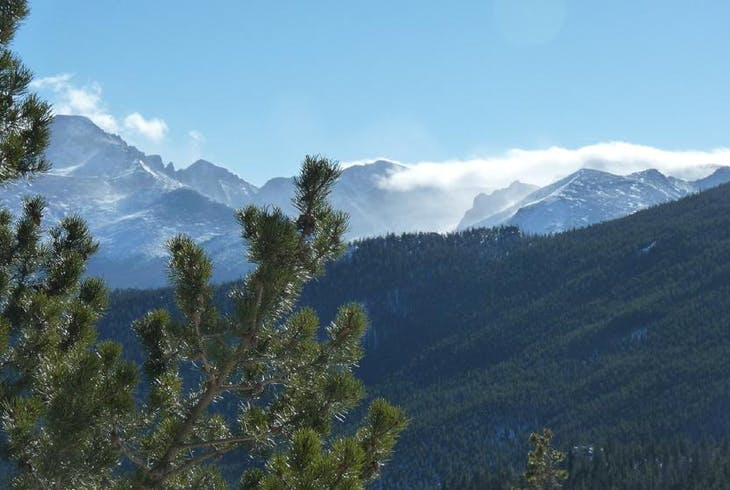 Rocky Mountains Colorado