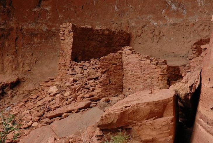 Ruins Sedona