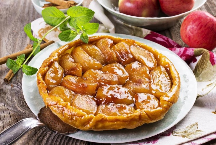 Rustic French Desserts