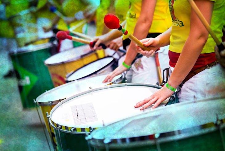 Samba Brazilian Percussion