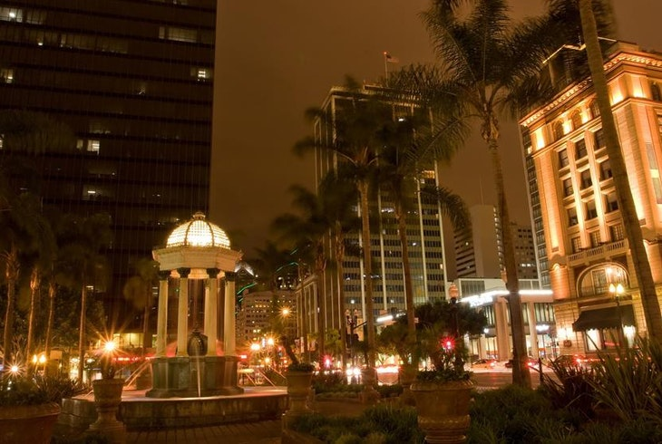 San Deigo Downtown