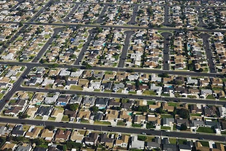 San Diego Aerial View