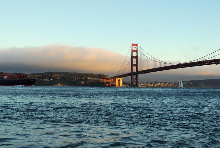 San Francisco Bay Sunset