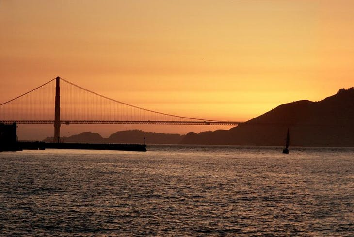 San Francisco Bay Sunset