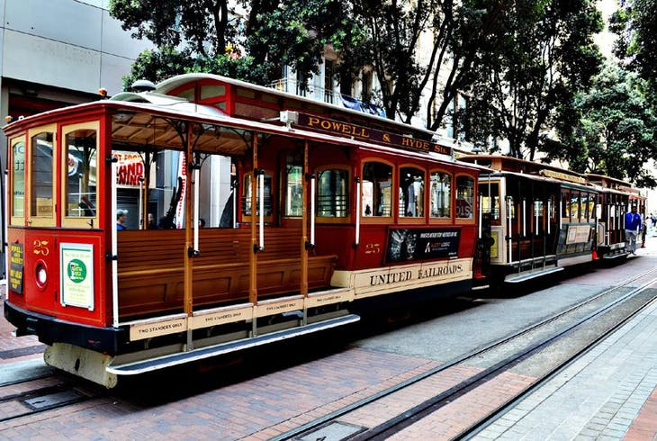 San Francisco Cable Car