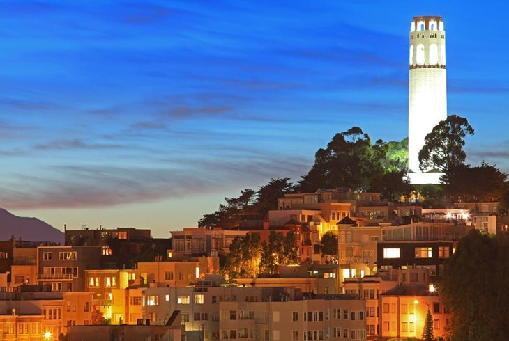 San Francisco Coit Tower