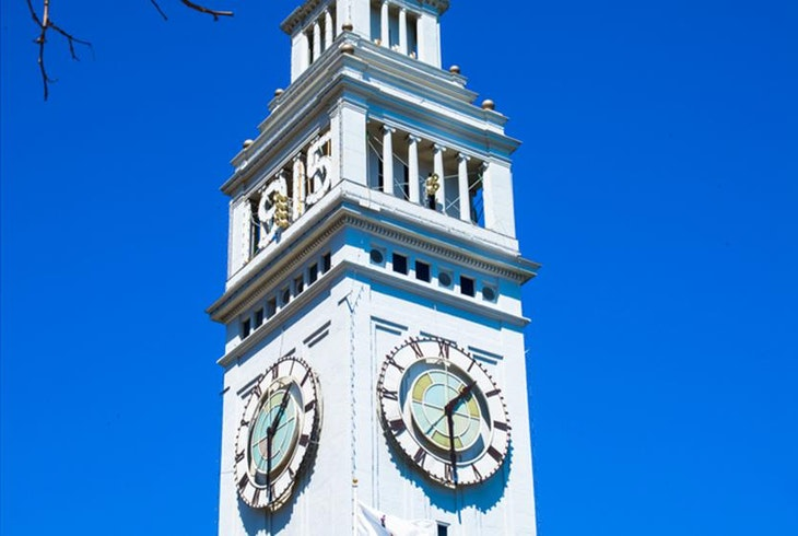 San Francisco Ferry Building